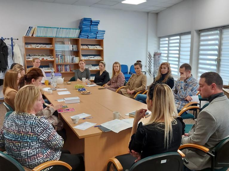 Łomża: Narada kadry jednostek rozwoju zawodowego