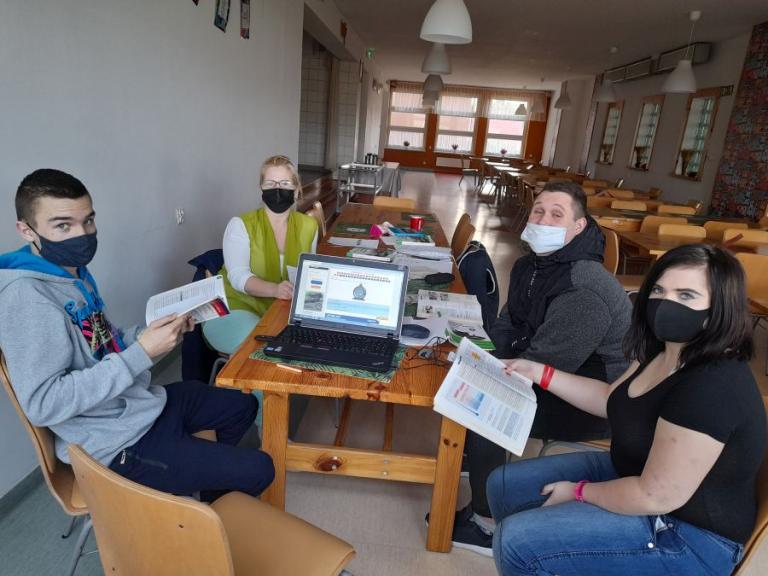 Wasilków: Warsztaty w czasie pandemii