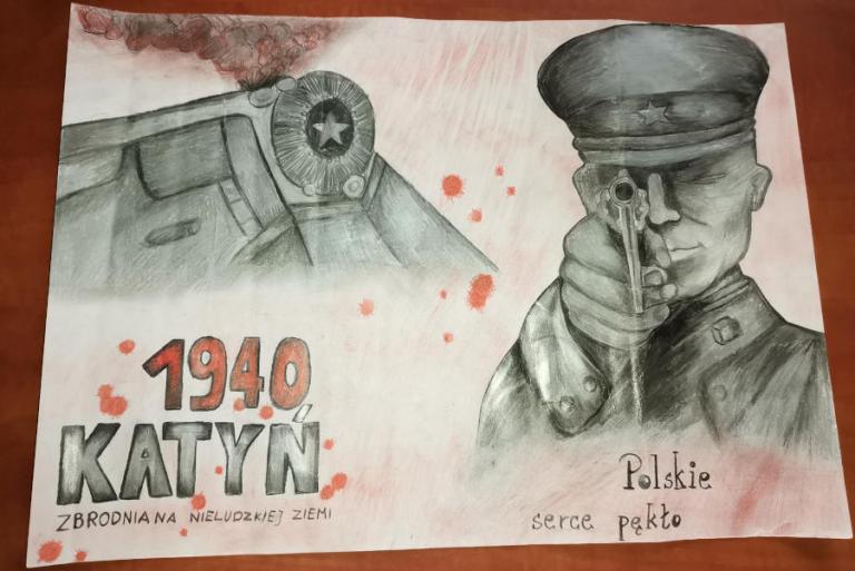 """Grajewo: """"Polskie Serce Pękło. Katyń 1940"""""""