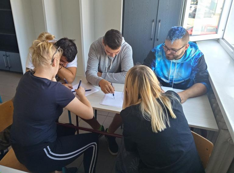 Działania poprojektowe wolontariuszy z wolsztyńskiego Hufca Pracy