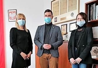 Spotkanie z burmistrzem Wasilkowa