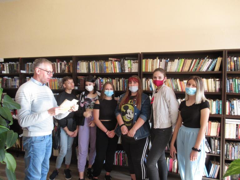 Warsztaty literackie w Hufcu Pracy we Wrześni
