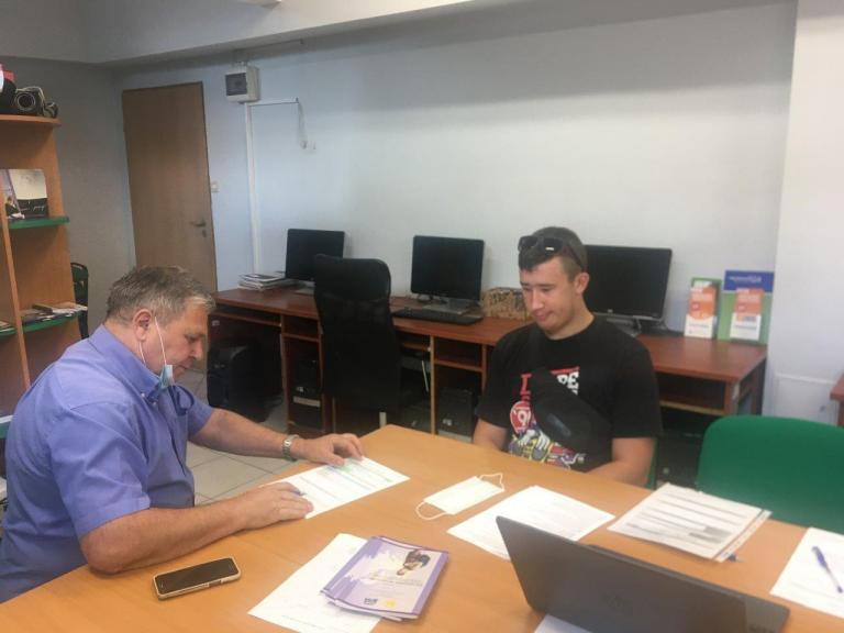 Kraśnik: Indywidualne zajęcia z doradcą zawodowym i pośrednikiem pracy