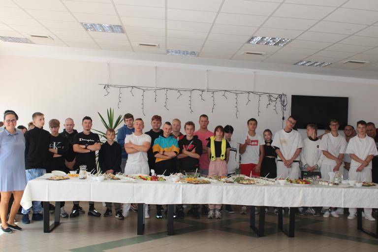 Zdrowe śniadanie w OSiW Dąbrowa Górnicza