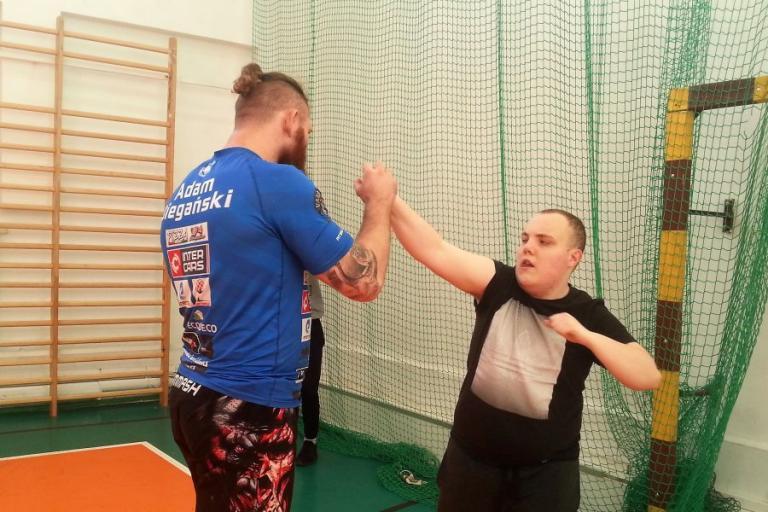 Wasilków: Trening MMA czyli Fabryka Formy