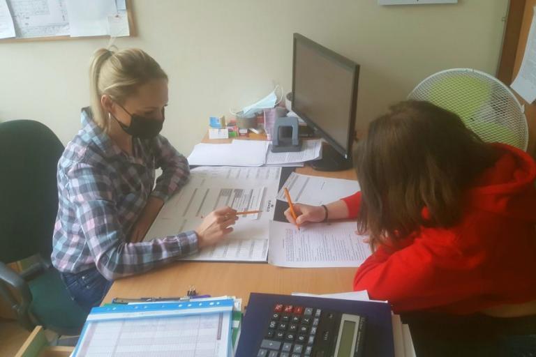 Kolno: Indywidualne porady zawodowe dla trzecioklasistów