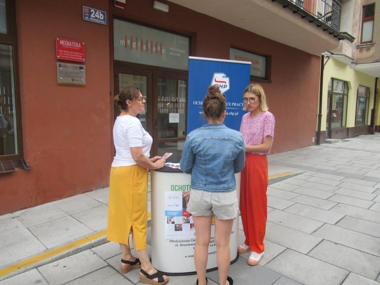 Akcja promocyjna w Ostrowie Wielkopolskim