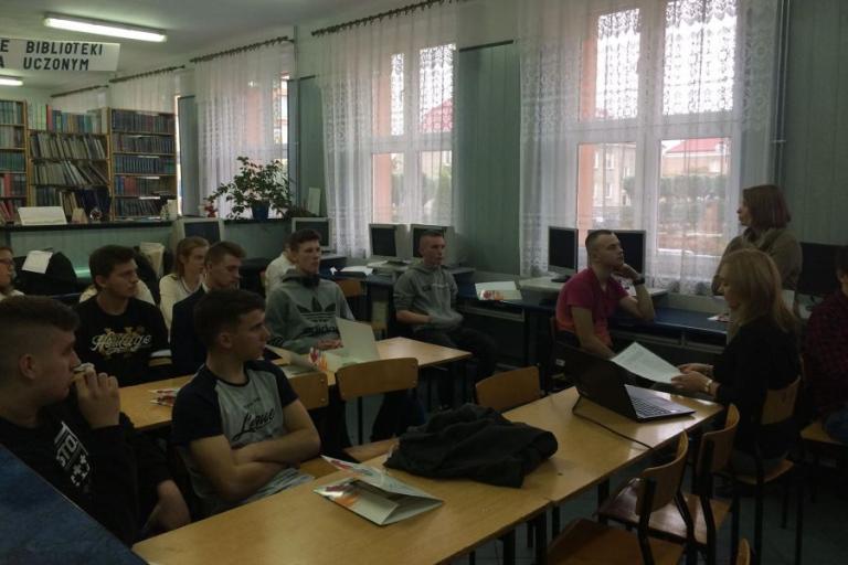 Kolno: Spotkanie rekrutacyjne do projektu