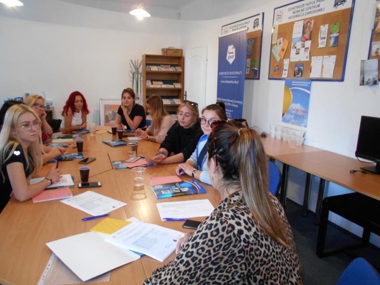 Rozpoczęcie szkolenia zawodowego w CEiPM w Kaliszu