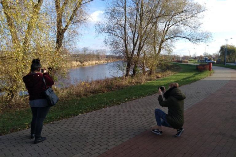 Łomża: Uczestnicy koła fotograficznego