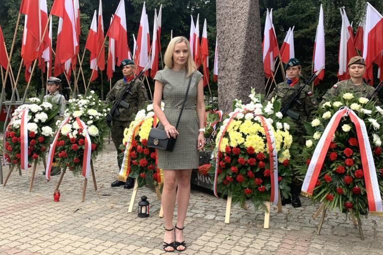 Białystok: Obchody 77. rocznicy wybuchu Powstania Warszawskiego w Białymstoku