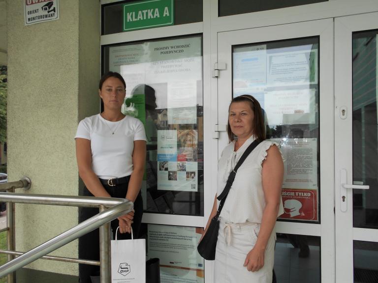 Działania promocyjne Hufca Pracy i Centrum Edukacji i Pracy Młodzieży w Kaliszu