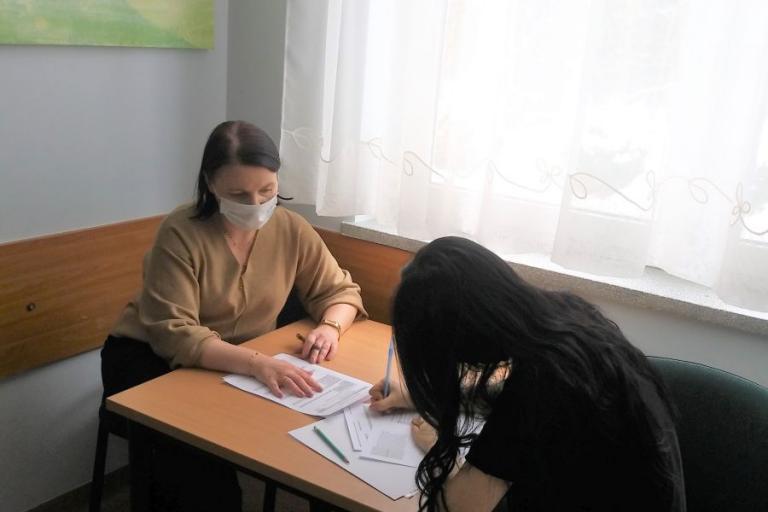 Doradztwo zawodowe w Ośrodku Szkolenia i Wychowania w Wasilkowie