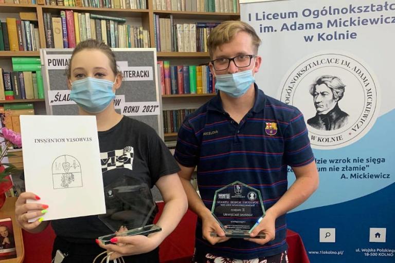 Kolno: Sukces uczestników hufca w Powiatowym Konkursie Literackim