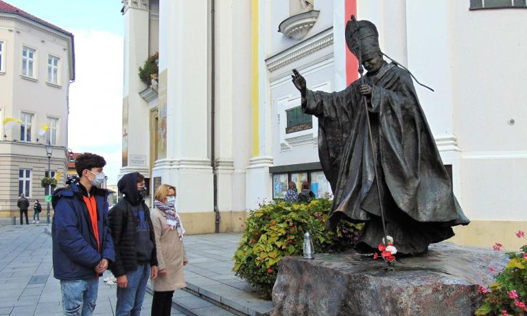 Dzień Papieża w Małopolsce