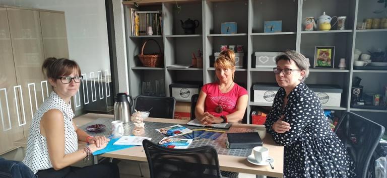 Nawiązanie współpracy z przedstawicielami programu aktywności lokalnej w Zabrzu