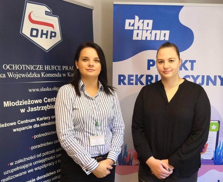 Punkt rekrutacyjny w Jastrzębiu-Zdroju