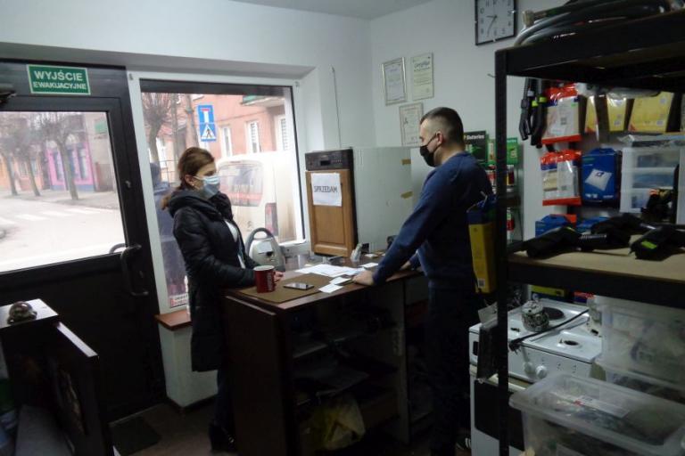 Grajewo: Spotkania z pracodawcami w ramach monitorowania praktycznej nauki zawodu