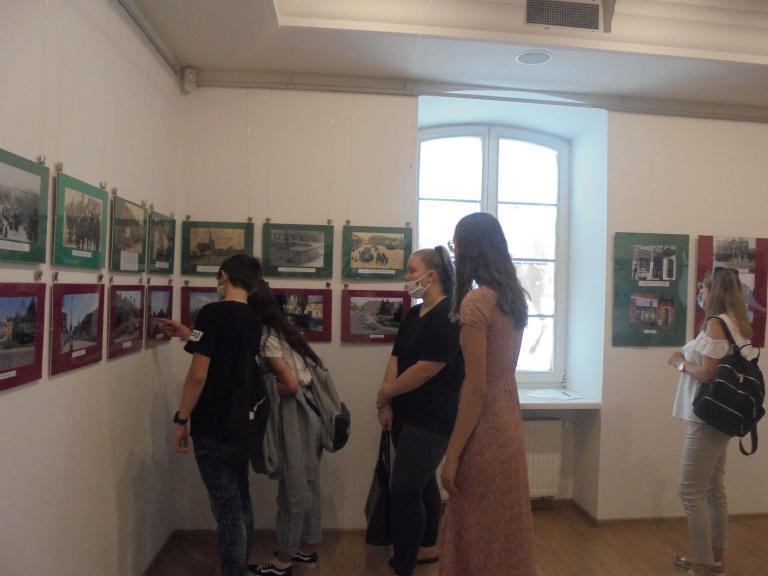 Młodzież z Hufca Pracy w Muzeum Miasta Turku