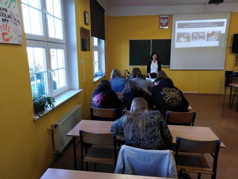 Kampania ELA w CEiPM w Lesznie