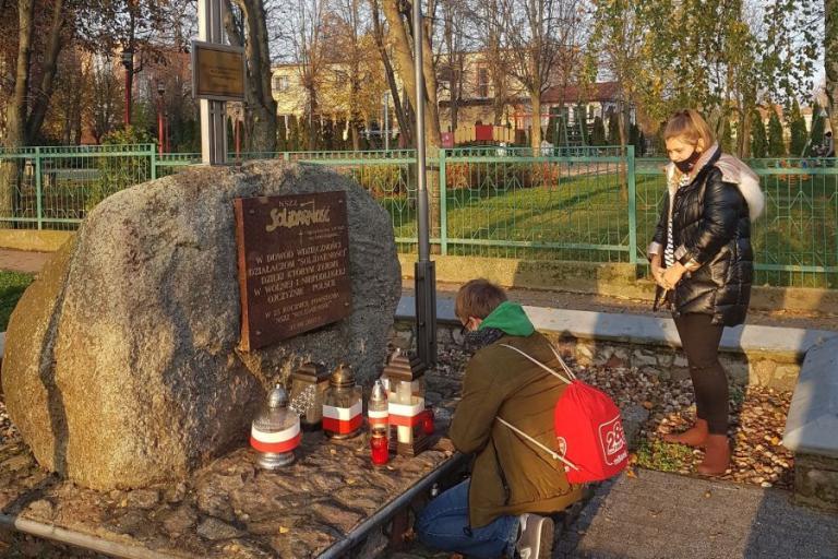 Święto niepodległości w Kolnie