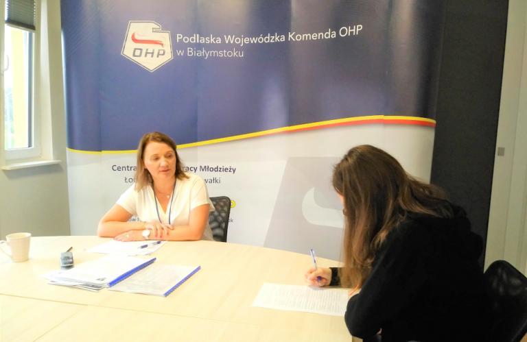 Białystok: Wakacyjne spotkania indywidualne z doradcami zawodowymi