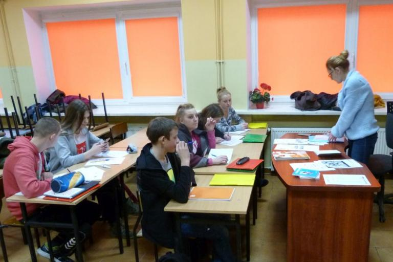 Łomża: Zakończenie kursu języka niemieckiego