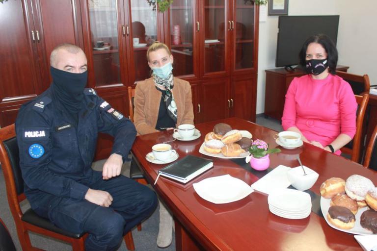 Białystok: OHP wraz z Wydziałem Prewencji we wspólnych działaniach