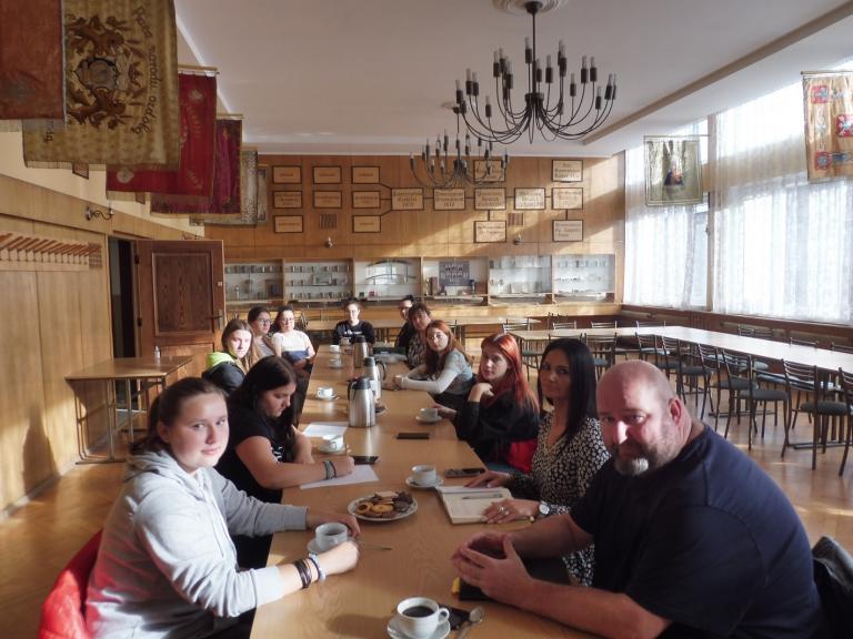 Spotkanie Rady Młodzieży subregionu kaliskiego