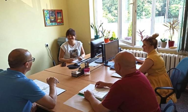 Augustów: Posiedzenie zespołu wsparcia dotyczącego rekrutacji do Hufca Pracy