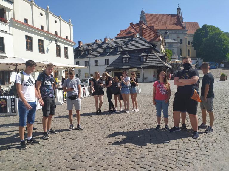 Lublin: Wycieczka do Kazimierza Dolnego