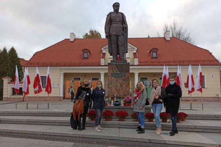 Wasilków: Uczciliśmy 102. rocznicę odzyskania niepodległości