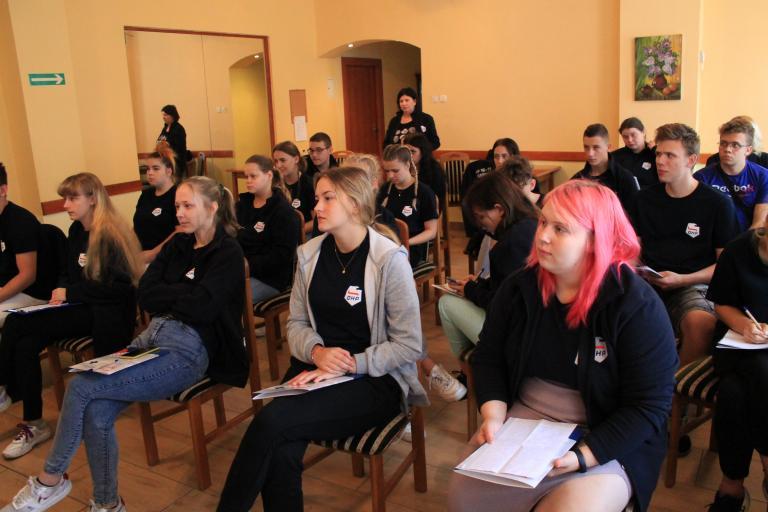 Wojewódzka Rada Młodzieży, wrzesień 2021