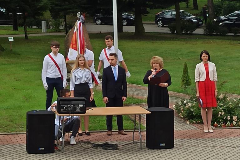 Augustów: Inauguracja roku szkolnego