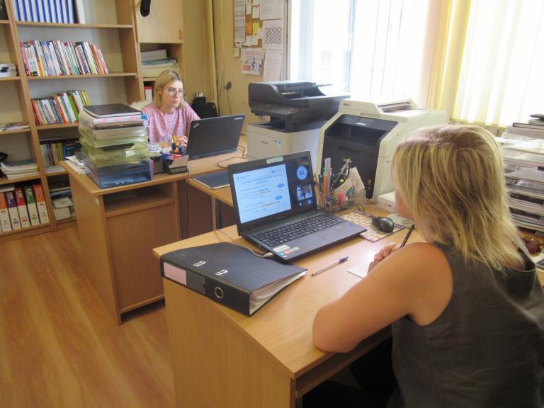 Udział pracowników Ochotniczych Hufców Pracy w konferencji naukowo-szkoleniowej