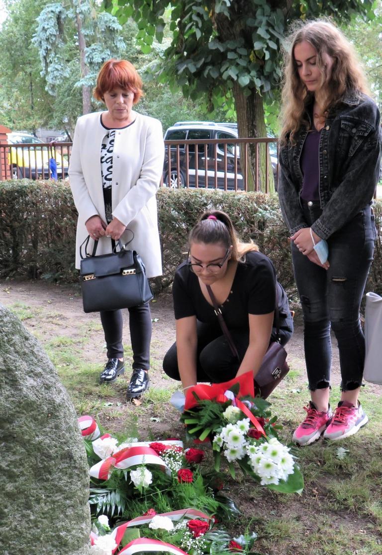 82. rocznica agresji ZSRR na Polskę - Hufiec Pracy w Turku pamięta