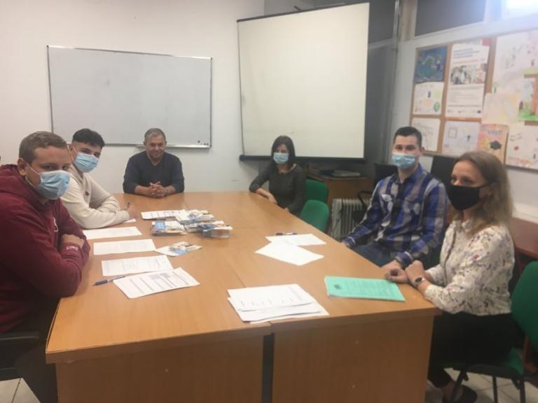 Kraśnik: Spotkanie z absolwentami Hufca Pracy