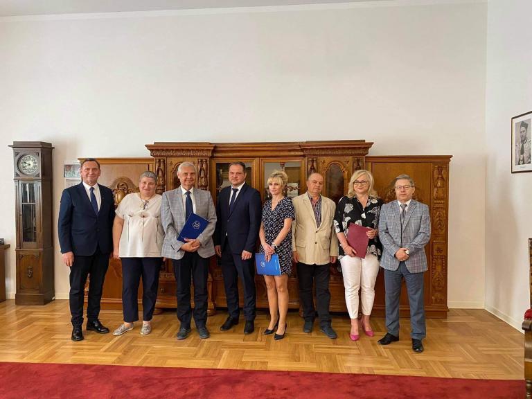 Współpraca ZWK OHP z Uniwersytetem Szczecińskim