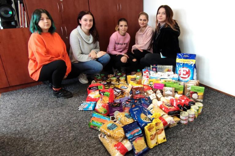 Chełm: Samorządowa zbiórka żywności