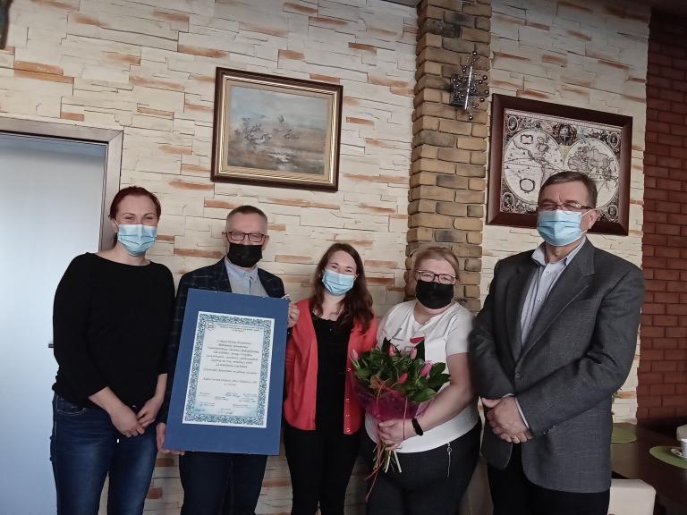 Lublin: Jubileusz pracodawcy zatrudniającego uczestników OHP
