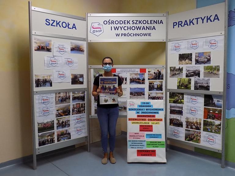 Rekrutacja w OSiW w Próchnowie
