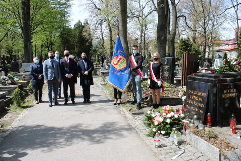 Wizyta Komendanta Głównego OHP na Śląsku