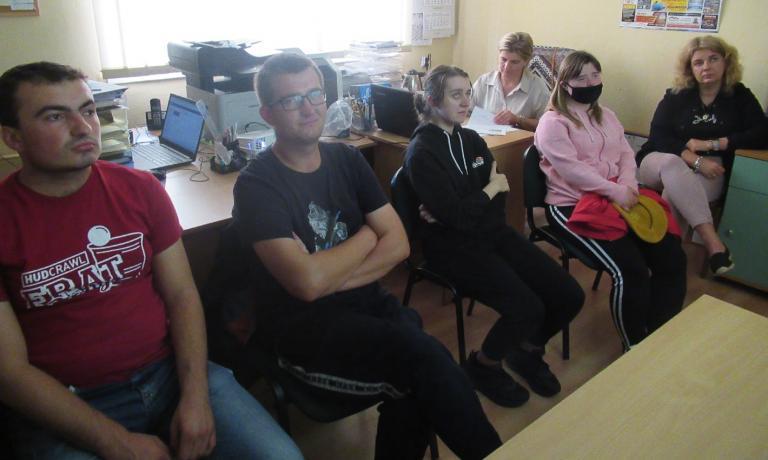 Cykl spotkań zawodoznawczych w MCK w Ostrowie Wielkopolskim