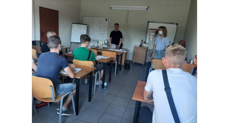 CEiPM w Lesznie szkoli przyszłych spawaczy