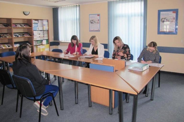 Białystok: Spotkanie rekrutacyjne w Centrum Edukacji i Pracy Młodzieży