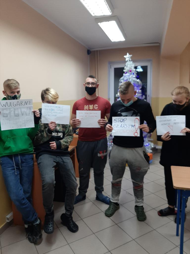 Dzień bez Przekleństw w Ośrodku Szkolenia i Wychowania w Dąbrowie Górniczej