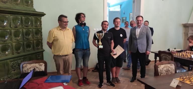 Turniej szachowy w Nosowie