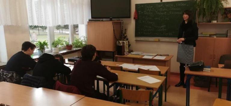 Augustów: Rozpoczęcie kursu języka niemieckiego