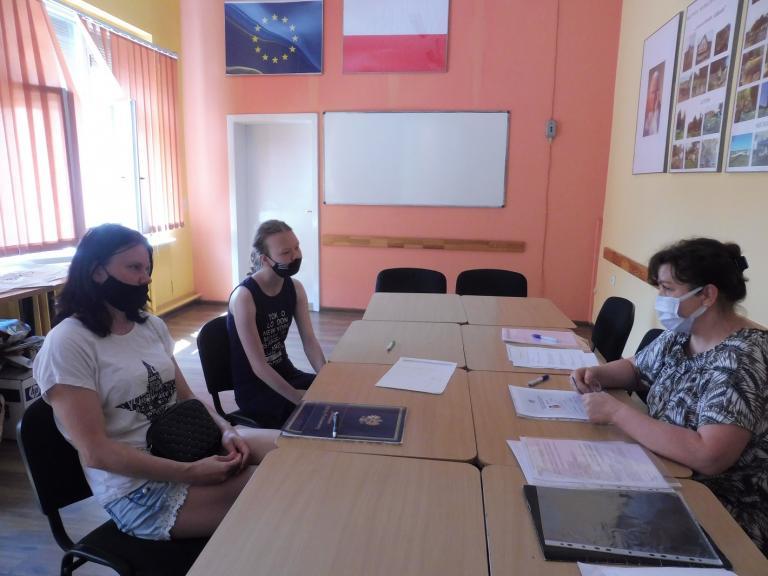 Promocja rekrutacji do Hufca Pracy w Ostrowie Wielkopolskim