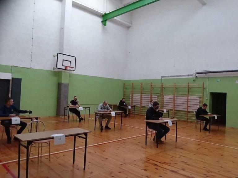 Debiut Ośrodka Egzaminacyjnego w Zamościu
